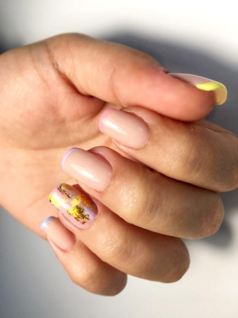 paznokcie grochów